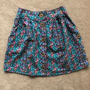 Urban Outfitters Multicolored Skirt